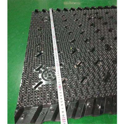 800*1200横流塔填料 新型PVC冷却塔填料 高品质片距20MM 品牌华庆
