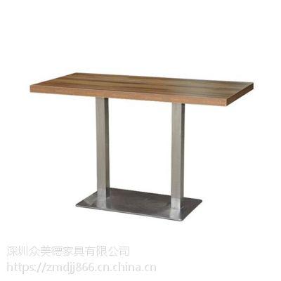 香港餐厅大理石餐桌定做简约现代餐桌带抽屉餐桌厂家供应款式可选