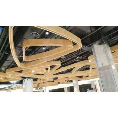专业铝板定制(图)-弧形铝方通厂家-忻州弧形铝方通