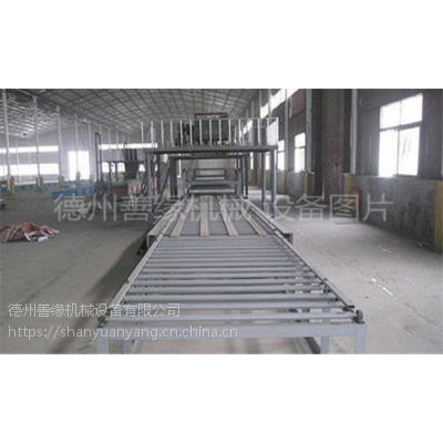 A级防火云质板生产设备厂家直销