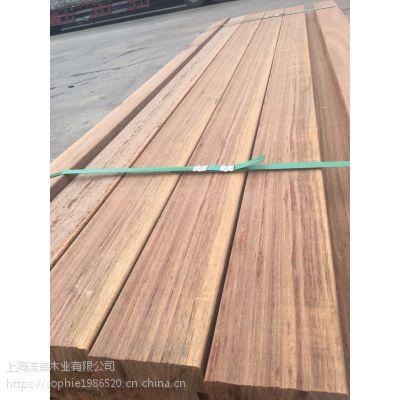 流美木业 南美柚木 户外木栈道一级材料