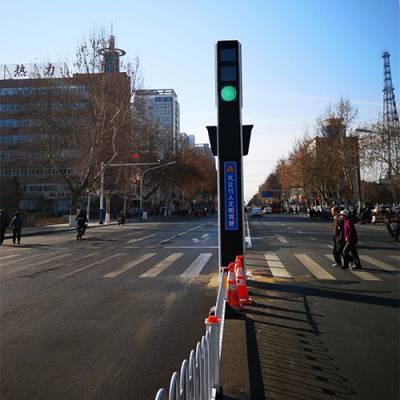 交通标志牌的杆件-绿时代光电(在线咨询)-交通标志杆