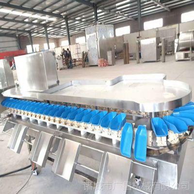 诸城市广昌机械生产的 动态检重称 分选级别可根据客户需求定制