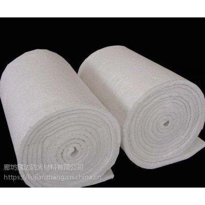 耐火硅酸铝针刺毯/硅酸铝保温棉每立方价格