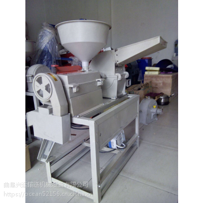 九江农村磨坊精选玉米脱皮制糁机 打米价格