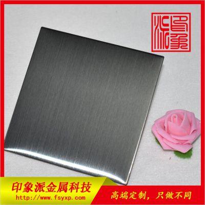 201彩色不锈钢板/全国供应拉丝黑钛不锈钢板