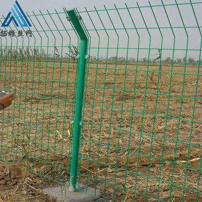 植物园防护隔离栅,绿化防护网