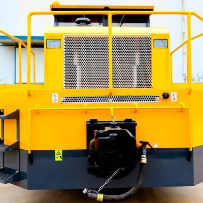 1000吨公铁两用牵引车北京制造商 铁路轨道车辆牵引车已就绪上手