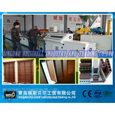 瑞斯贝尔PVC门板 塑料板材生产线 门板设备技术独特