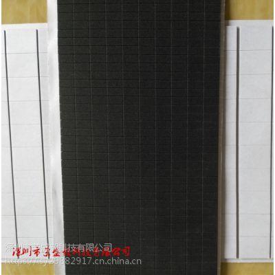 深圳厂家 黑色自粘胶垫 模切加工