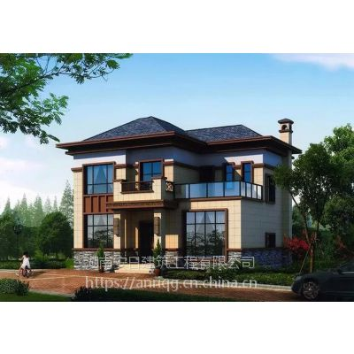 新农村轻钢房屋住宅,就找湖南安日轻钢别墅,45天左右主体完工