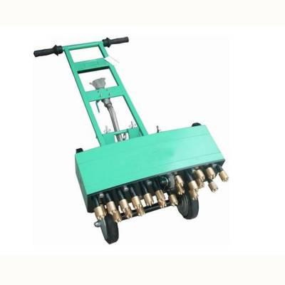 高效率手推多头凿毛机价格不贵 混凝土凿毛机