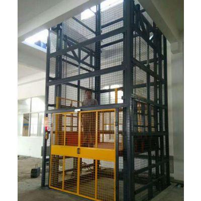 厂房安装升降货梯厂家多少钱华工机械全国优惠