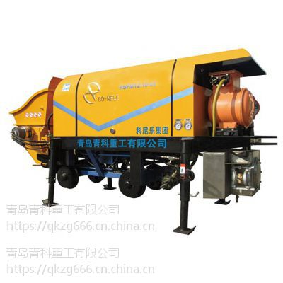 HBMG系列矿用混凝土输送泵