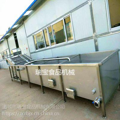 瑞宝QP-600型气泡清洗机 牛蒡气泡清洗机