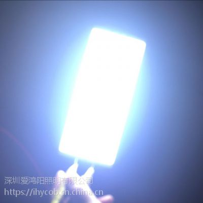 德国自行车尾灯光源cob自行车灯光源2w红光白光供应