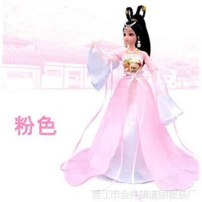 大号别墅小学生迷你衣服饰芭比娃娃套装女孩公主过家家家具美人鱼