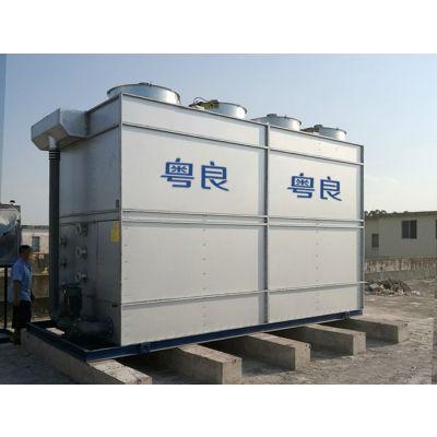 东莞封闭式冷却塔厂家解决冷冻机专用冷却塔噪音方法