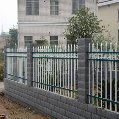 肇庆小区隔离栏 河源外围围墙护栏 韶关围墙栏杆订做