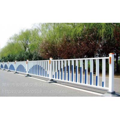 海南安而卓镀锌钢道路护栏 草坪护栏生产厂家