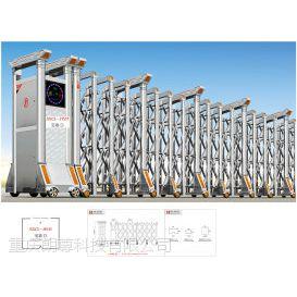 攀枝花市工厂电动伸缩门 小型电动伸缩门 厂家直销