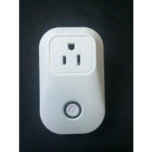 智能电源开关插座PC防火塑胶外壳注塑加工定制插座面板