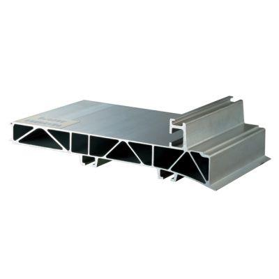 佛山 车厢用铝型材6005A铝合金车体铝材定制