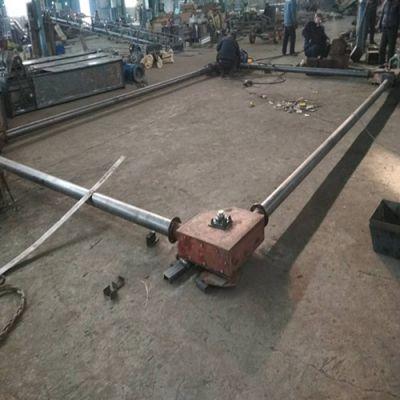 湖北 仓储用管链提升机 长距离管链输送机 上料快