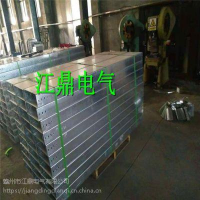 厂家直销:全国发货专业生产镀锌槽式桥架500*200 江西电缆桥架