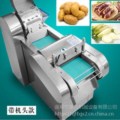 生姜切丝机 马铃薯切片机 供应饭店用山药切片机富兴