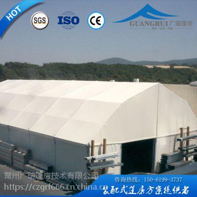 北京仓储篷房加工生产中