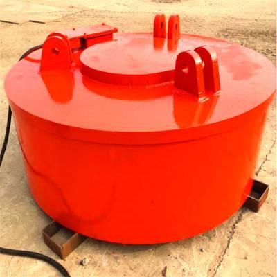 厂家供应鑫运牌RCDB电磁自卸式除铁器 永磁除铁器
