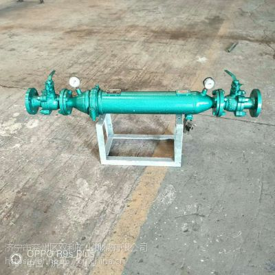 zcl-1现货供应不锈钢水质过滤器 反冲洗式矿用过滤器
