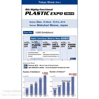 2019日本国际塑料展PLASTIC Japan 2019
