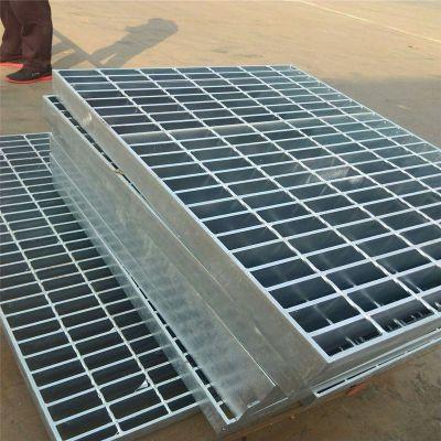 板式细格栅 平面钢格板 钢格板规格型号
