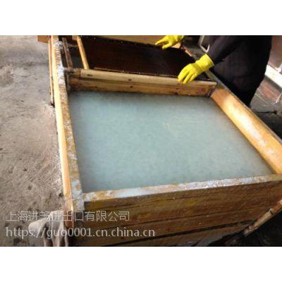 天津纸浆进口报关公司