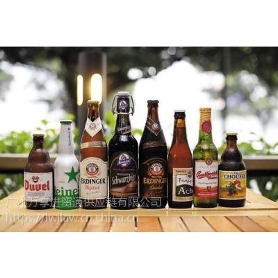 深圳啤酒进口代理报关公司