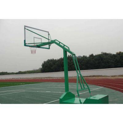 凹箱篮球架-小区凹箱篮球架-强森体育(推荐商家)