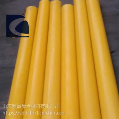 德州直供尼龙棒 纺织专用超耐磨耐高温PA棒