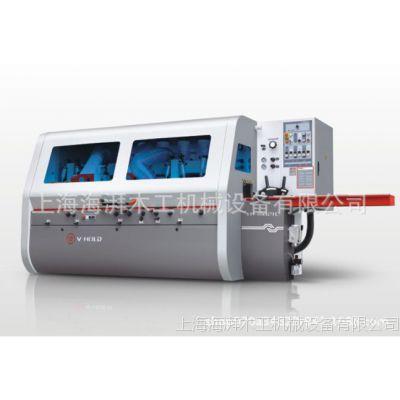 上海HAIPAI   VH-M413  四轴四面刨  中小方木 四面光板 集成板