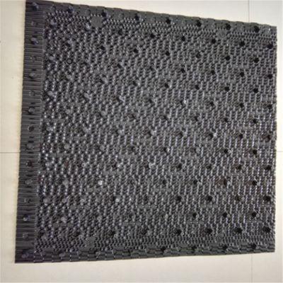 PVC水处理降温填料 良机水塔防腐填料 耐温50℃~60℃ 品牌华庆