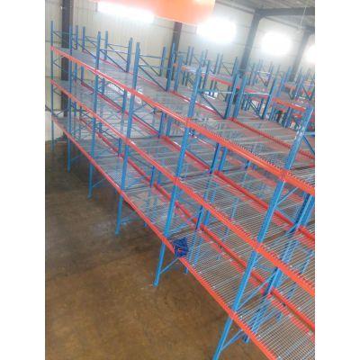 高位网层板货架,专业定制,杭州立野厂家直销
