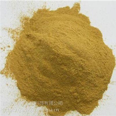 (西安大丰收)玉米黄色素 黄色粉末 CAS号144-68-3 应用人造奶油 鱼糜 面条等