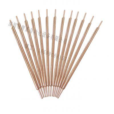 厂家直销 国产紫铜焊针 日本氧化铝铜焊针 锂电芯点焊针