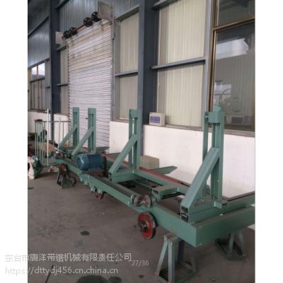 苏锡常MJ系列木工带锯机跑车 东台锯床生产厂家 锯条磨锯机出口