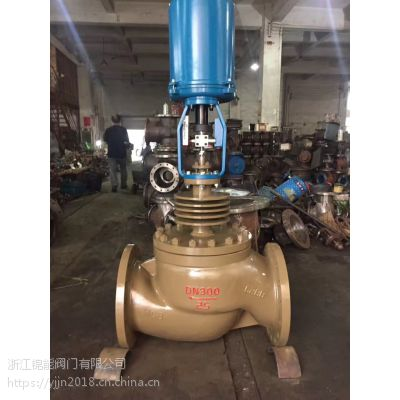 铸钢电动调节阀生产厂家