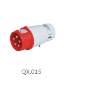启星科技QX.015 16A/5P第一代工业插头