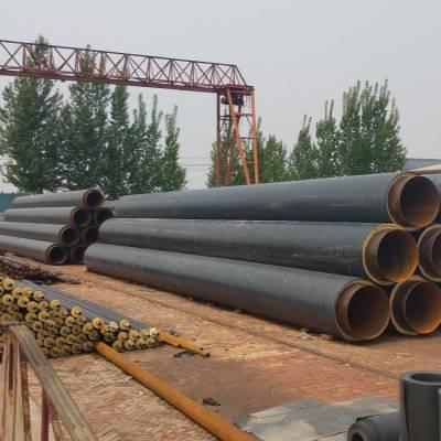100聚氨酯复合保温管销售厂家,钢套钢保温管厂家报价