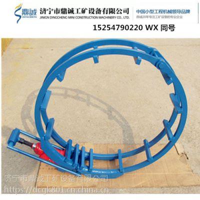 河南濮阳管道外对口器 液压千斤顶式对口器 焊接专用对接器