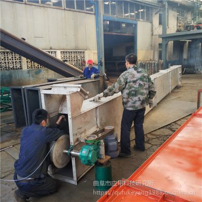 山东科阳专业生产 矿用斗式提升机 大型沙石斗提机 小型粮食斗式上料机